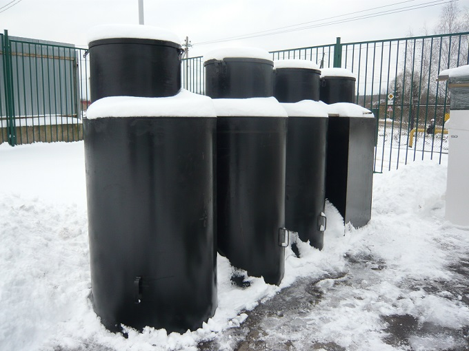 Виды кессонов для скважин, их гидроизоляция, монтаж и соединения